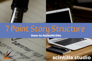 NaNoWriMo: Story Structure