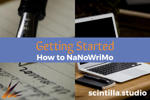 NaNoWriMo-GettingStarted